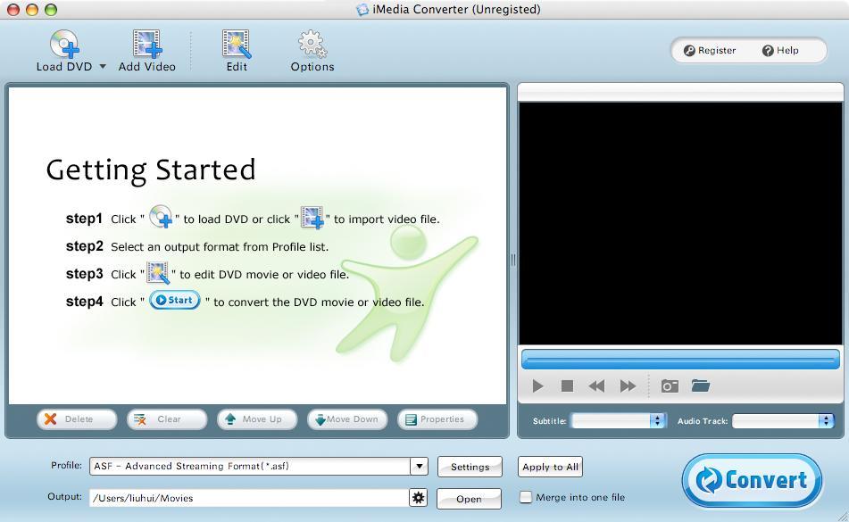 Convert AVI to MPEG, MPEG-1, MPEG-2, MPG; Convert MPEG to AVI