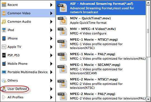 mpg to mov converter mac